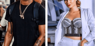 Daimond Platinum'z Baby Mama Reveals Affair With Married Man