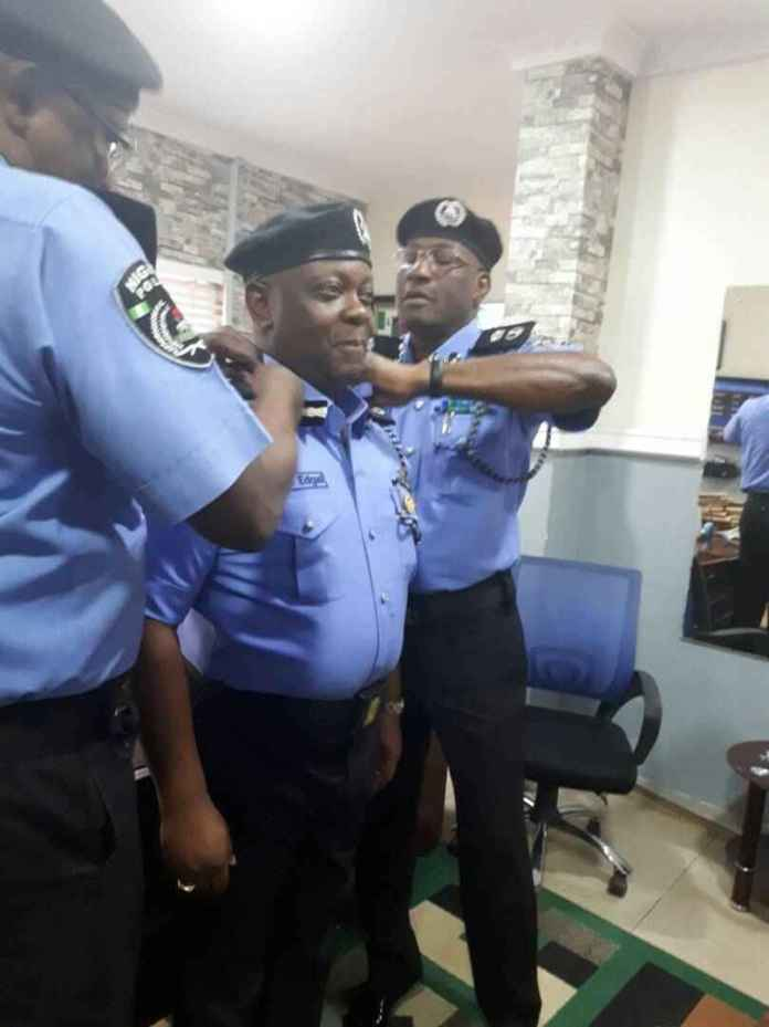 Just In: Mu'azu Zubairu Replaces Edgal Imohimi As Lagos State Commissioner Of Police...Other States Get New CP 1