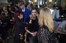 Jasper Conran Backstage LFW September 2017 KOKO TV 6