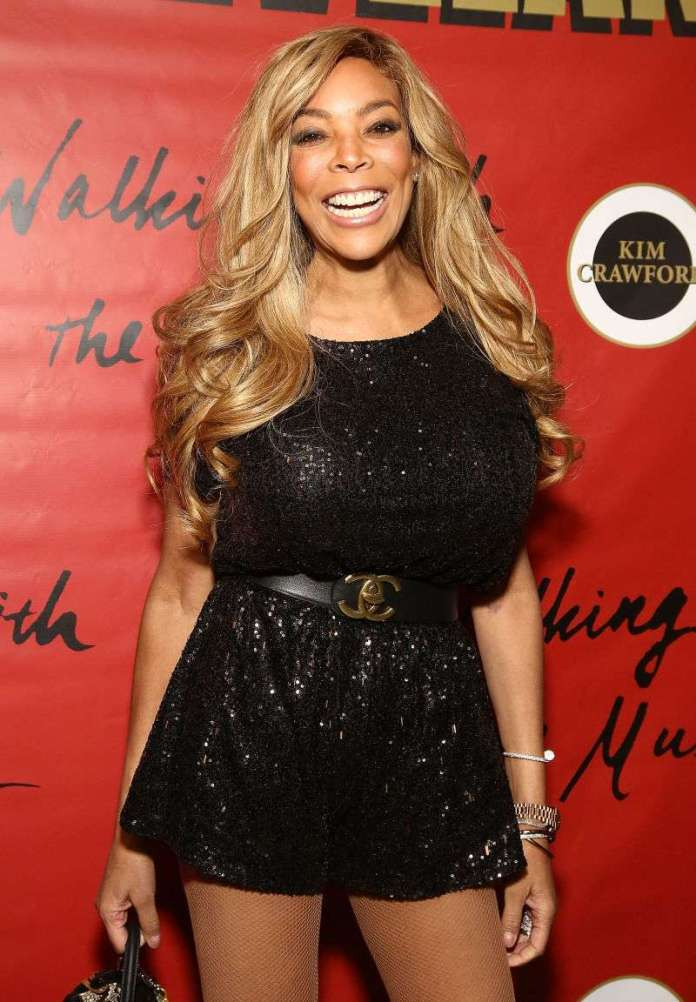 Wendy Williams Reveals She's Dumped Her 27-year-old Toy Boy For A More Comfortable One 3