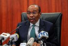 Nigeria 'May' Emerge From Recession In 2021 Q1 - Emefiele
