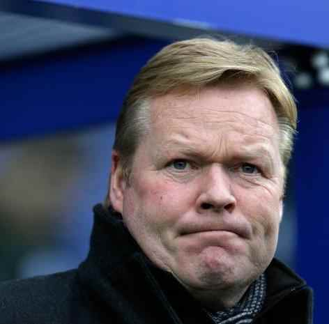 Ronald Koeman set to become Barcelona coach