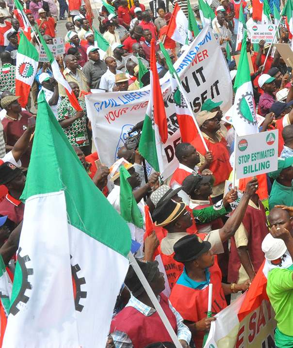Increase Workers Minimum Wage Or We'll Go On Strike - Labour Issues 14-Day Ultimatum To Buhari 3