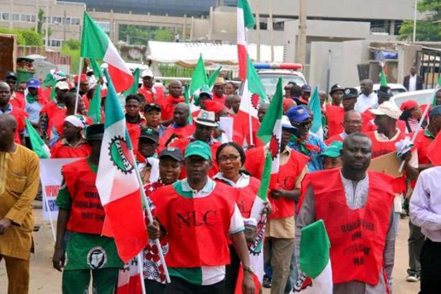 Increase Workers Minimum Wage Or We'll Go On Strike - Labour Issues 14-Day Ultimatum To Buhari 4