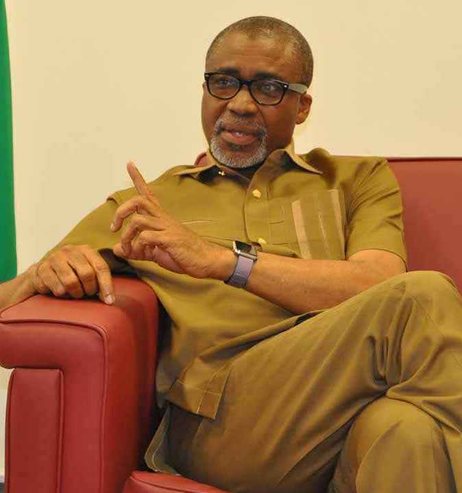 Nigeria Has Gone One Step Forward And 10 Steps Back - Sen. Abaribe 1