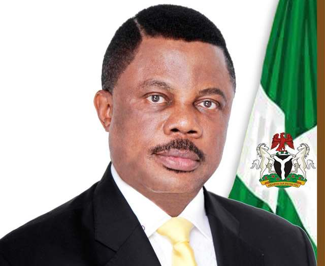Gov of Anambra State Willie Obiano