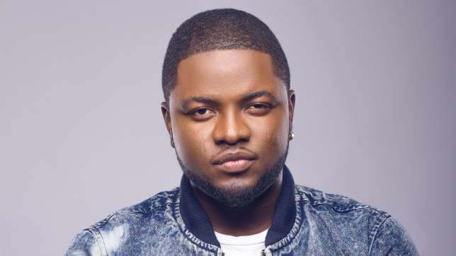 So Sweet! Skales Is All Lovey-Dovey With His Girlfriend As They Celebrate Their First Anniversary Together 2