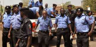 Polices searches samson siasia's mother's abductors