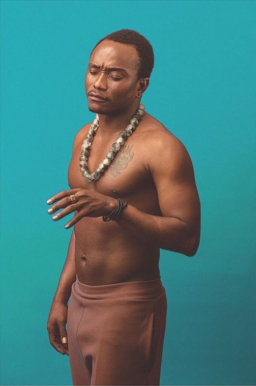 Art Or Trash? Nigerian Singer Brymo Performs Naked In New Video 3