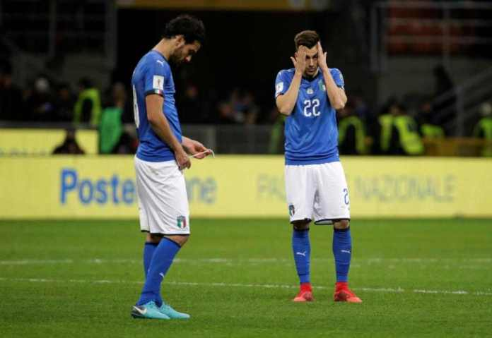 How Are The Mighty Fallen: Italy Crash Out Of World Cup For The First Time Ever 1