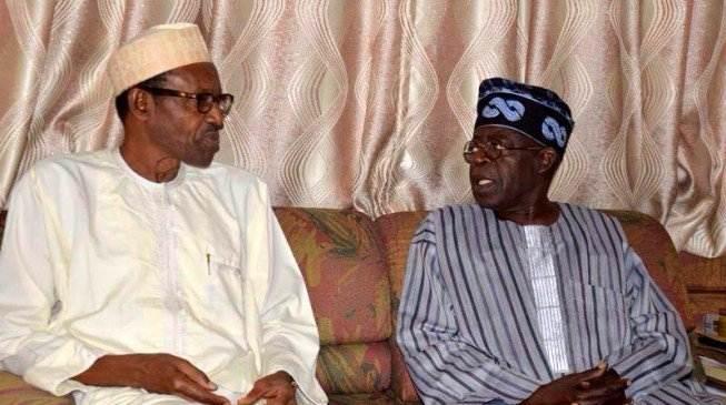 You Can't Sit In Lagos And Control - Buhari Jabs Tinubu Stylishly