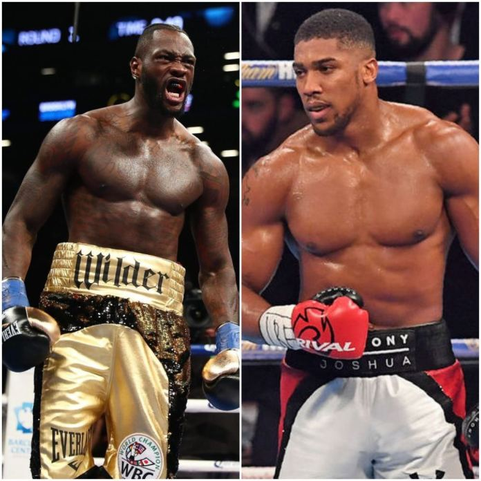 WBC Champion Deontay Wilder To Fight Dominic Breazeale On May 18...Still Wants To Face Anthony Joshua 3