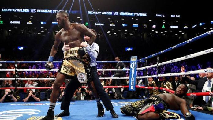 WBC Champion Deontay Wilder To Fight Dominic Breazeale On May 18...Still Wants To Face Anthony Joshua 2