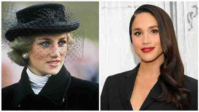 7 Photos That Prove That Meghan Markle Is Not A Far Cry From Princess Diana 4