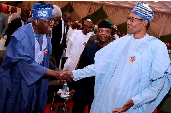 Tinubu Hails Buhari For Making June 12 Democracy Day 2