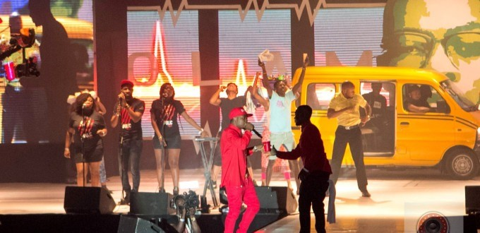 The OLIC4 Season! 'Olamide Live in Lagos: The Concert' Promises To Be Legendary 2