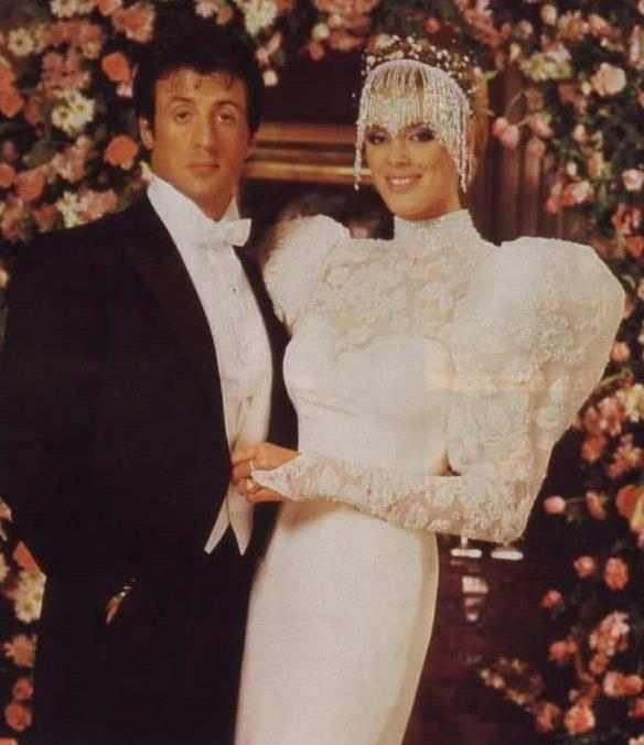 Sylvester Stallone's Ex Wife Says Sexual Assault Story Is A Lie 1