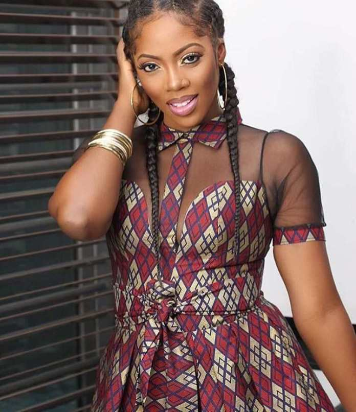 Tiwa Savage Fires Back At Fan Who Said She 'Look Like A Thief' 6