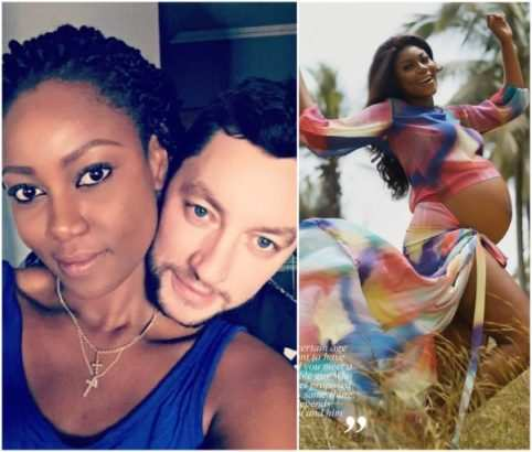 """Everyone Knows We're Not Together"" - Yvonne Nelson Confirms Split From Baby Daddy 2"