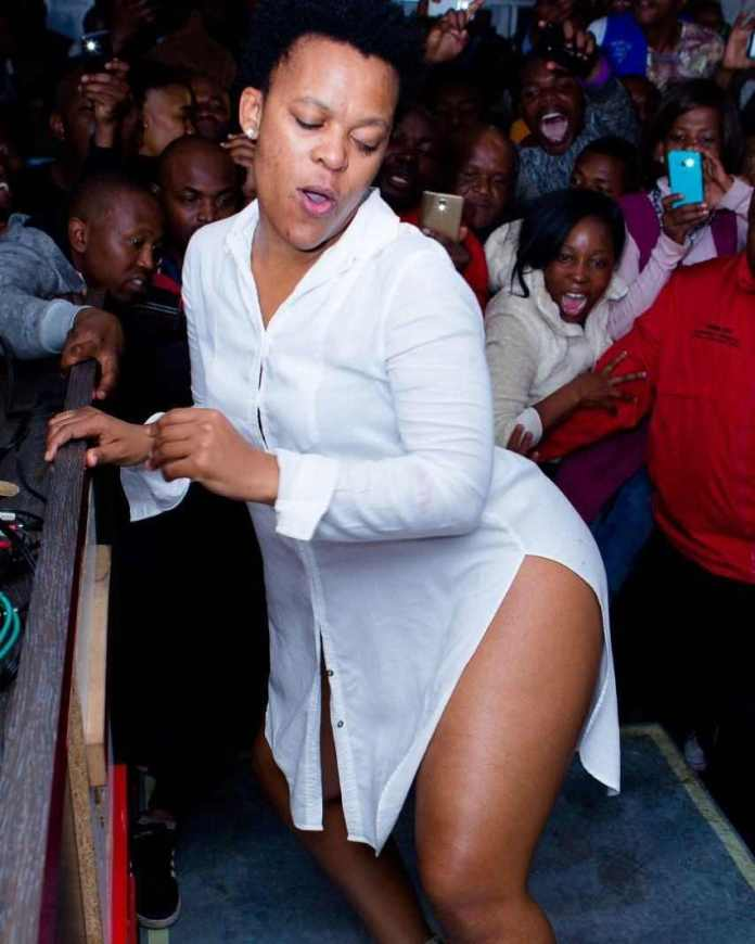 South African Gay Men Gather Signatures To Have Pantless Dancer, Zodwa Wabantu's Show Canceled After Her Homophobic Slur 3