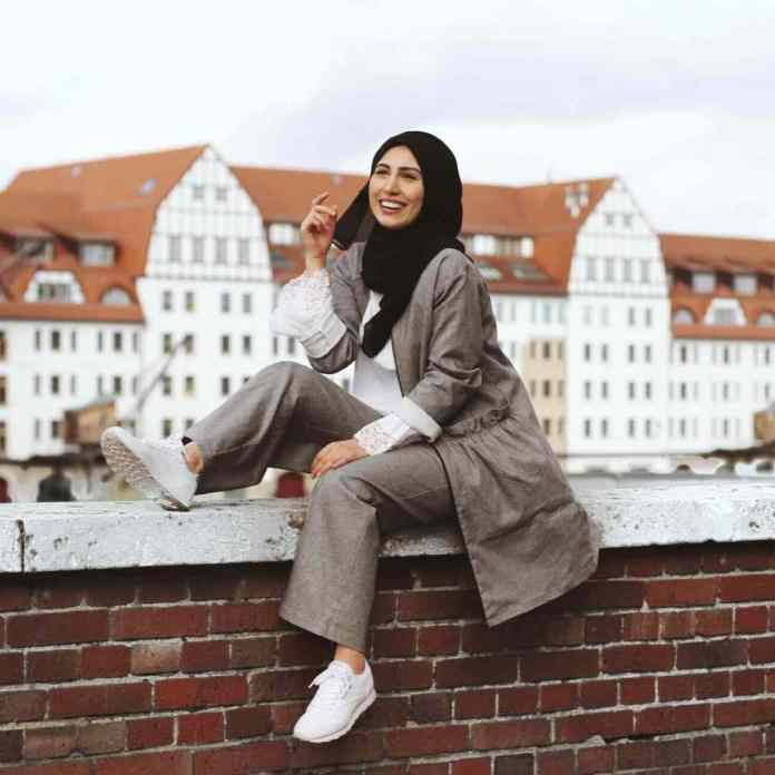Muslimah Style: Kubra Serves Fashion Goals In A Unique Way 3