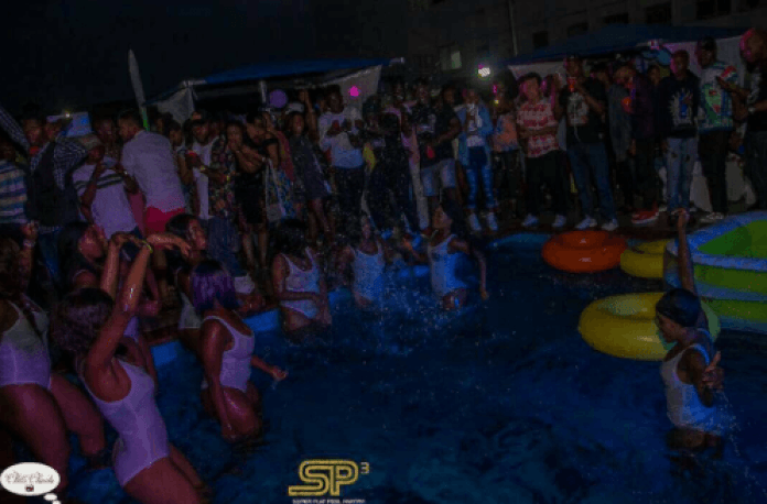 Here's What Went Down At Marvis' Pool Party In Lagos 6