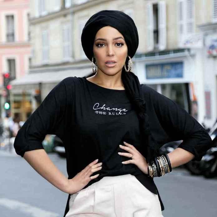 Beauty Fashion Lifestyle Youtuber: Muslimah Style: Meet Salima Aliani, The Beautiful