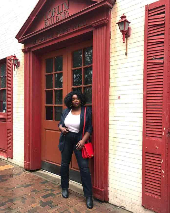 KOKOnista Of The Day: Valerie Eguavon Fabulously Leads The Curvy Life 4