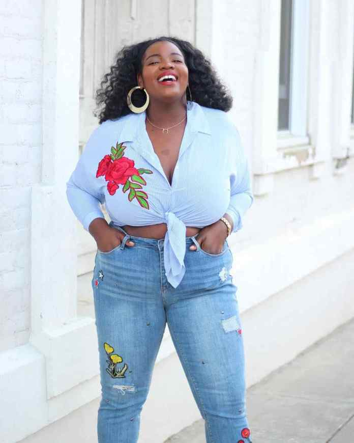 KOKOnista Of The Day: Valerie Eguavon Fabulously Leads The Curvy Life 8