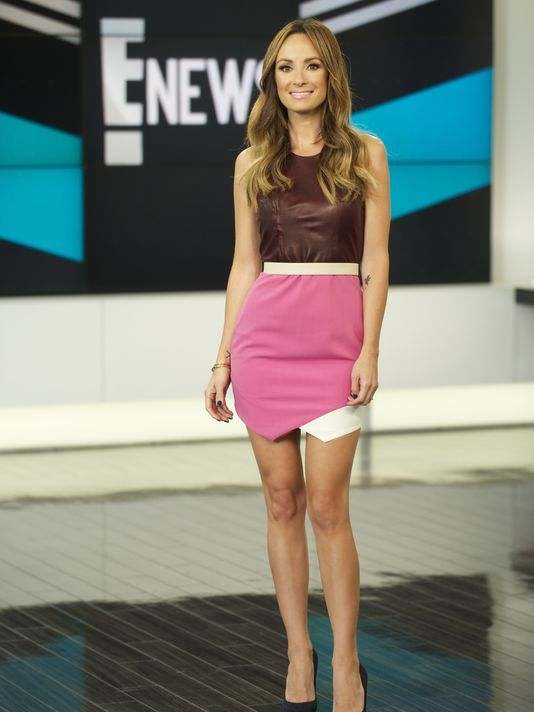 TV Presenter Catt Sadler Quit 'Dream Job' At E! News, After Learning She Earned About Half of What Her Male Co-host Gets 3
