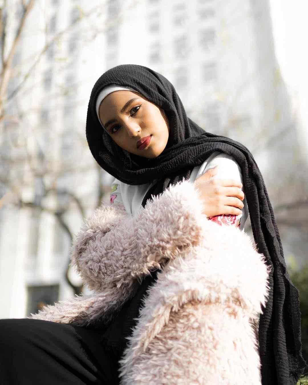 Muslimah Style: Rukayah's Dress Sense Is The Correct ...