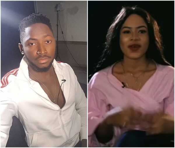 #BBNaija: Read What Miracle Just Said About His Relationship With Nina 3