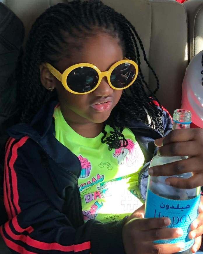 KOKO Junior: Annie Idibia's Daughter Is Dashingly Beautiful 3