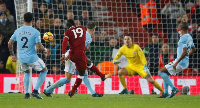 Liverpool 4 Manchester City 3: Reds End Pep Guardiola's City 22-game Unbeaten RunIn Thrilling Encounter At Anfield 2