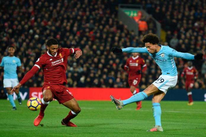Liverpool 4 Manchester City 3: Reds End Pep Guardiola's City 22-game Unbeaten RunIn Thrilling Encounter At Anfield 6