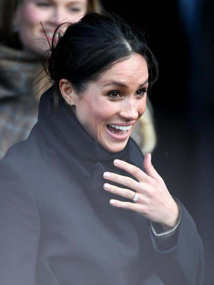 Jewellers Reveal The Cost Of Meghan Markle's Engagement Ring 1