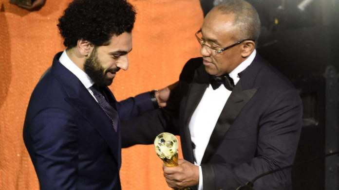 Liverpool Footballer Mohamed Salah Beats Sadio Mane and Pierre-Emerick Aubameyang To Win 2017 African Player of the Year 3