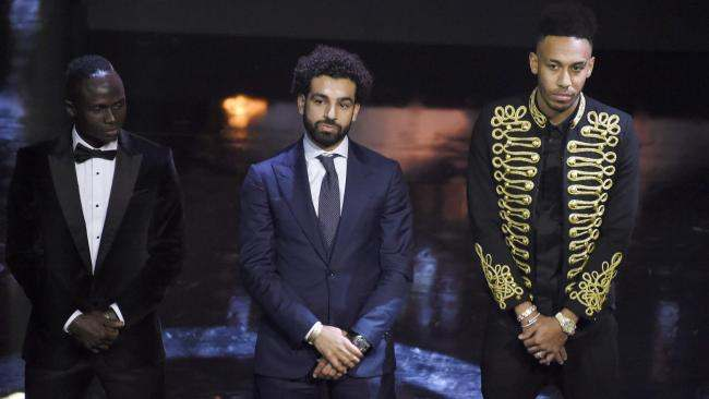 Liverpool Footballer Mohamed Salah Beats Sadio Mane and Pierre-Emerick Aubameyang To Win 2017 African Player of the Year 4