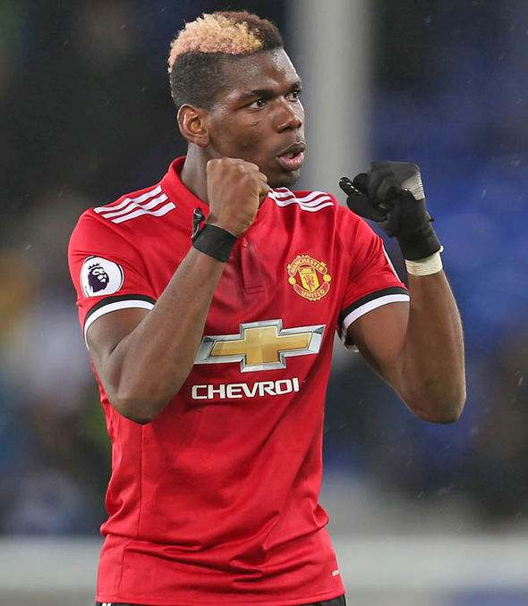 Manchester United Midfielder, Paul Pogba Reacts After Guardiola Claimed That He Was Offered To Man City 1