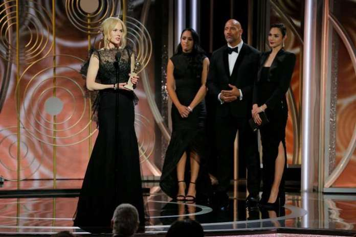 Checkout The Full List Of Winners At The 2018 Golden Globes Award 1