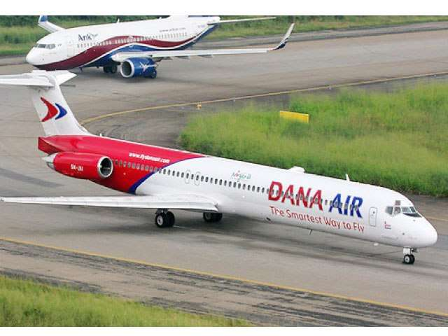 This Is The Reason The Door Of Our Airplane Fell Off - Dana Airline Finally Explains 2