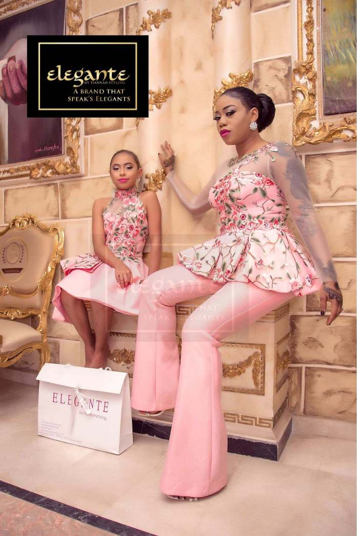 "Lookbook: Elegante by Tiannahstyling Tightens Mother-Daughter Bond With New Collection ""Mummy & Me"" 6"