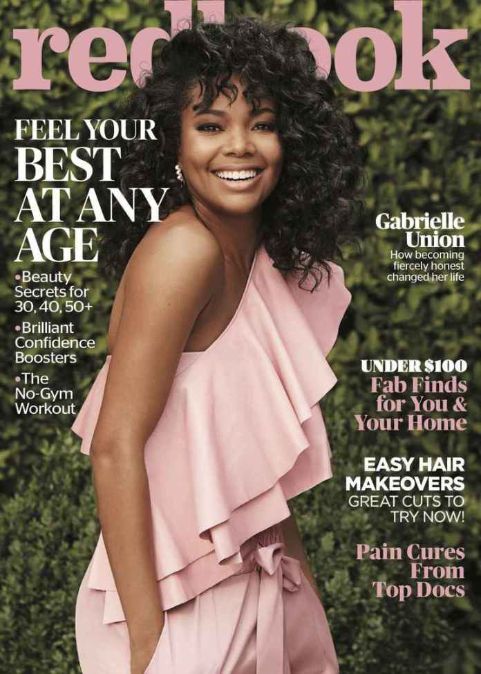 Gabrielle Union Goes Deep On Her Personal Integrity As She Covers Redbook Magazine 1