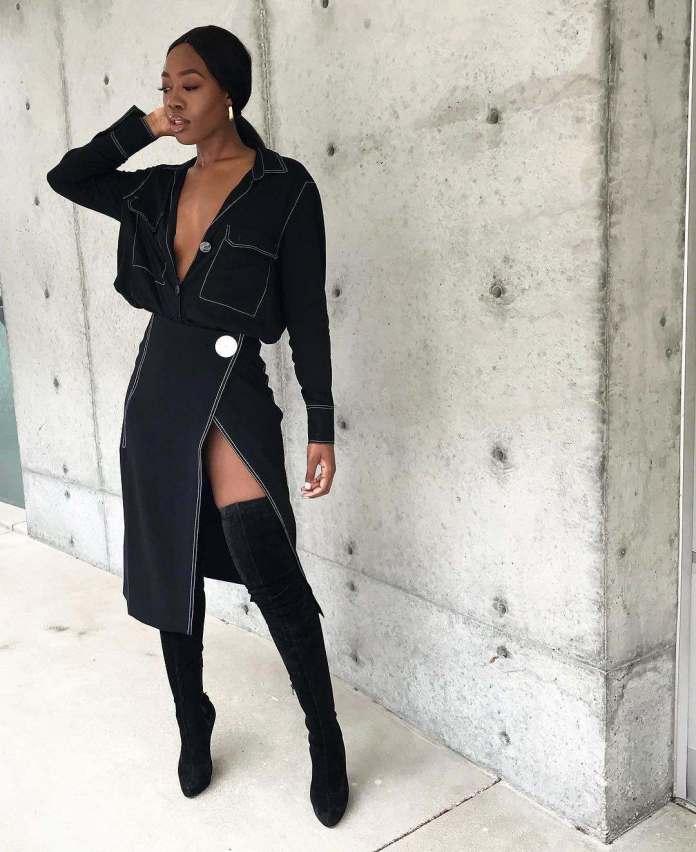 KOKOnista Of The Day: Melissa Holdbrook's Stunning Style Will Leave You Speechless 2