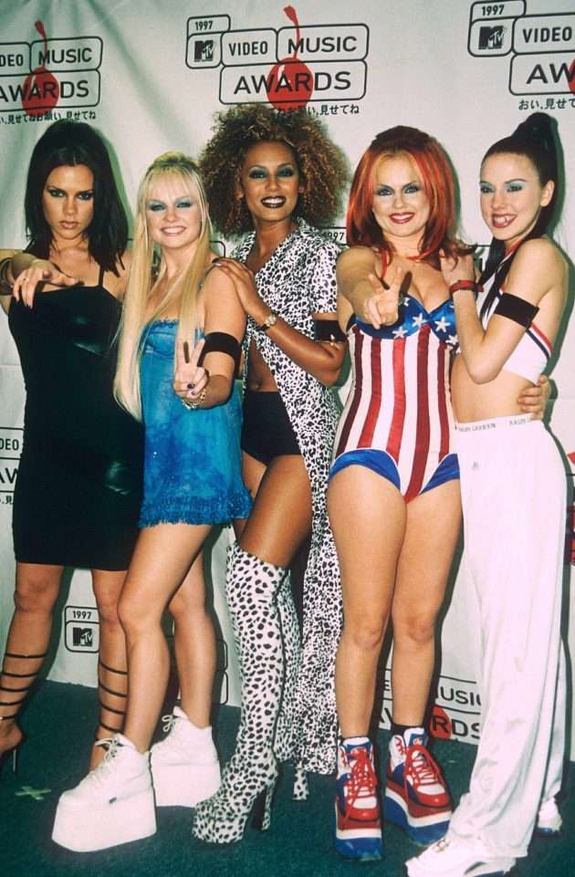 Spice Girls World Tour Cancelled Following Geri Horner And Mel B Sex Scandal 2