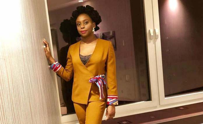 Giant Strides! Chimamanda Adichie Is The First-Ever Woman To Cover Port Magazine 3