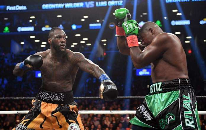 Wilder Will Not Fight Anthony Joshua After Dominic Breazeale Bout...Set To Face Adam Kownacki 3