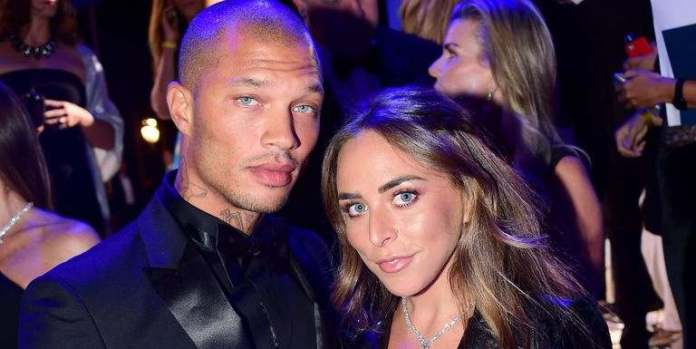 Celebrity Love: Hot Felon, Jeremy Meeks Is Expecting A Baby With His Girlfriend Chloe Green 1