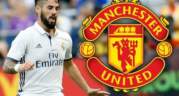 Real Madrid Forward, Isco, Is Set To Snub Manchester United And Arsenal For Man City 1