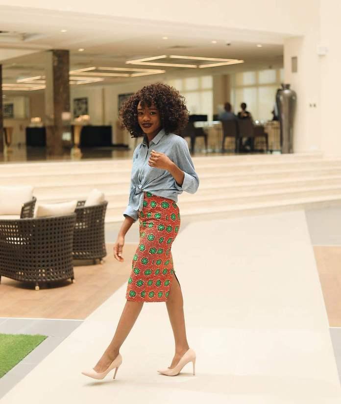 KOKOnista Of The Day: Sola Fagbemi Redefines Ankara Fashion Flawlessly 1